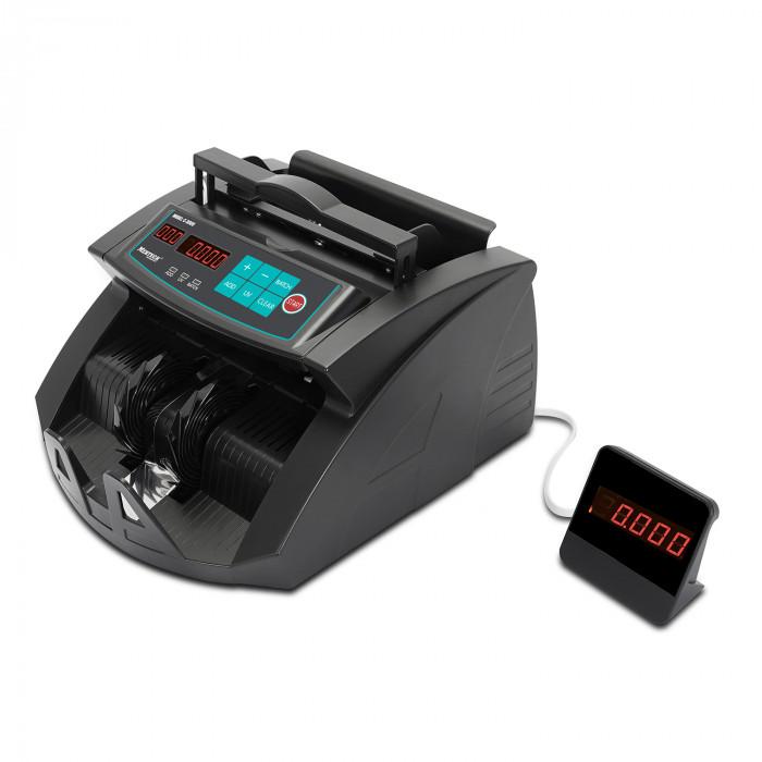 Мультивалютный счетчик банкнот MERTECH C-3000 Black