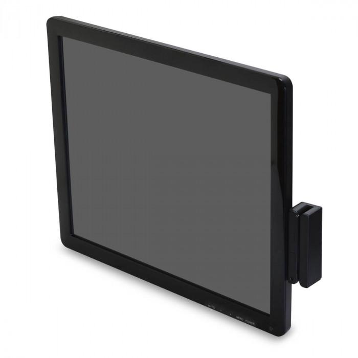 Сенсорный POS-монитор MERTECH CT-17TM без подставки с ридером магнитных карт