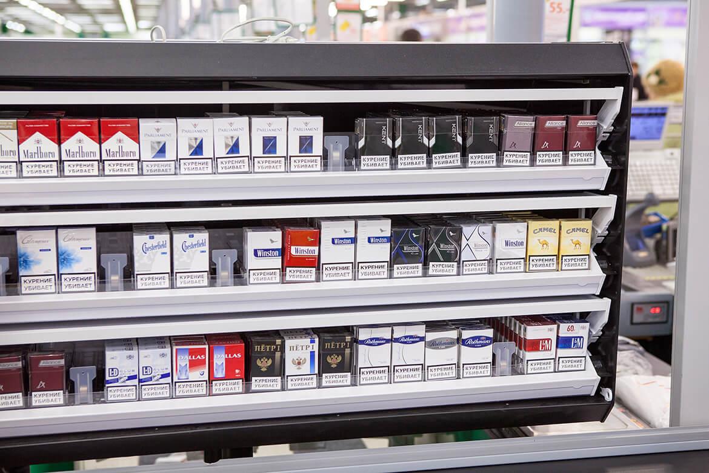 Перепродажа табачных изделий купить сигареты гільзи