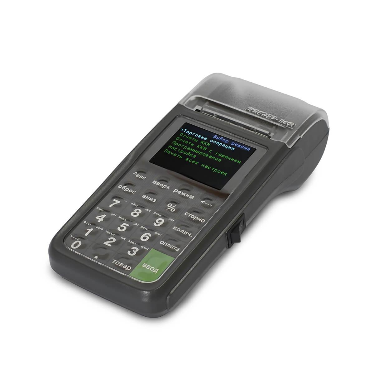 Онлайн-касса Пионер 114Ф (Wi-Fi)