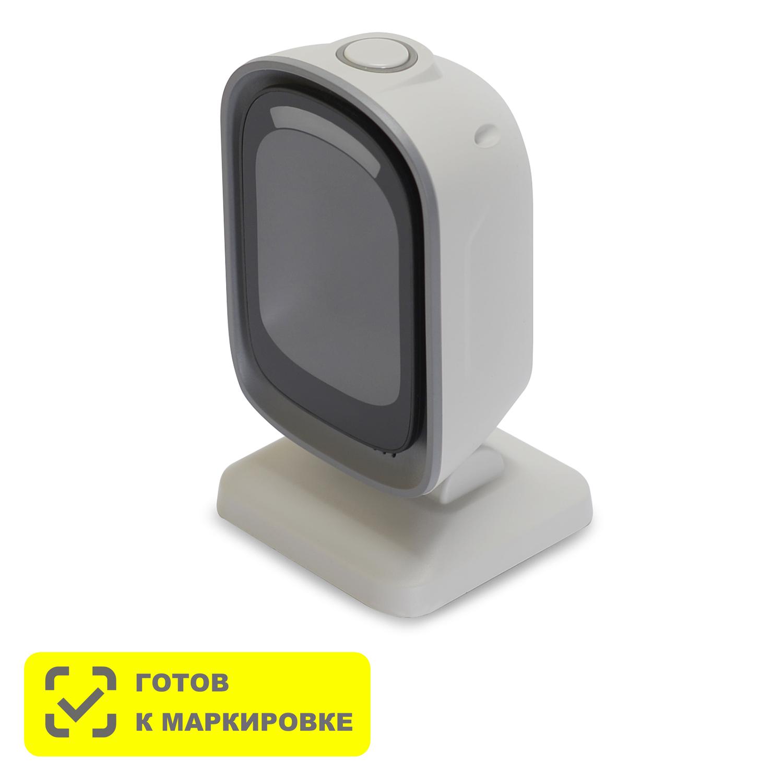 Стационарный  сканер штрих кода MERTECH 8500 P2D Mirror White