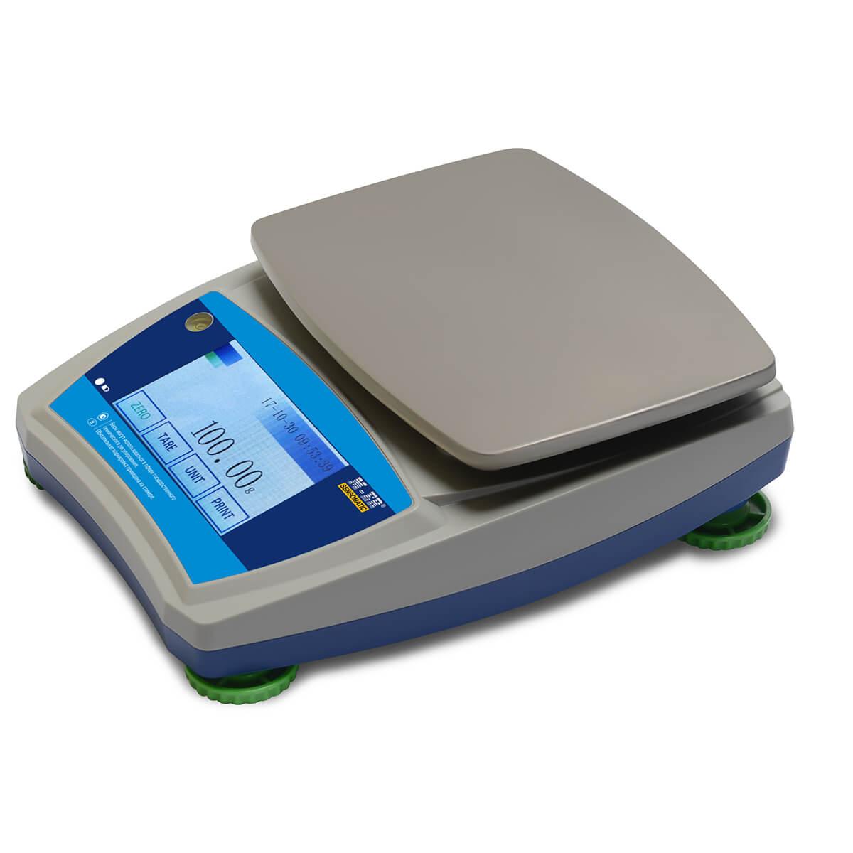 Лабораторные весы M-ER 123 АCF-3000.05 SENSOMATIC TFT