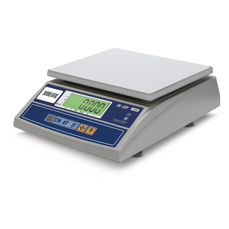 Фасовочные настольные весы M-ER 326 ADF-15.2 (EAN Display) LCD